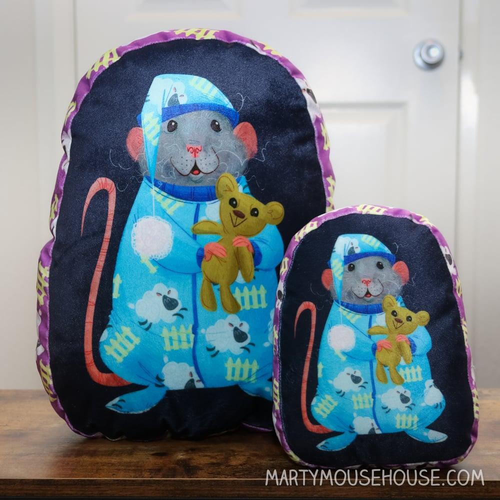 """Image of AUGIE Handmade 14"""" Velvet Pillow"""