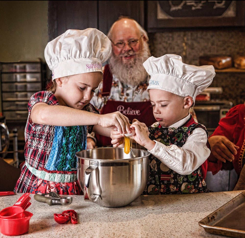 Image of 2020 Baking with Santa Sessions