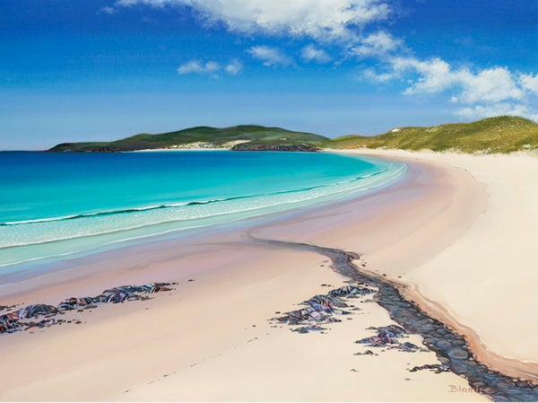 Image of Balnakeil, Durness giclee print