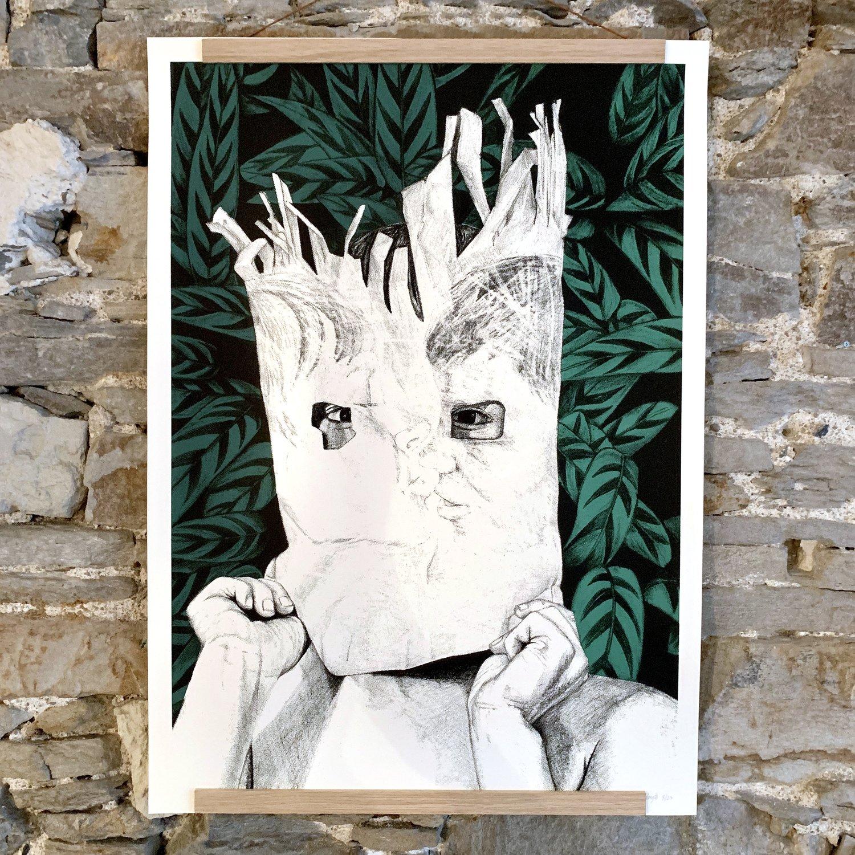 Image of Dans les bois