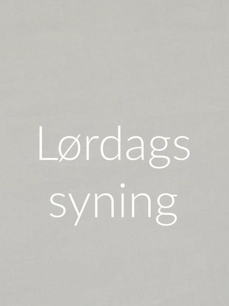 Image of Lørdagssyning - D. 28. marts
