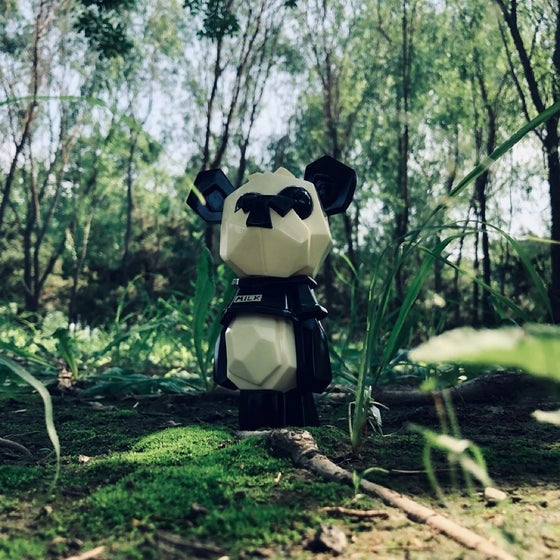 Image of Winnie Booh - Panda (Milk Exclusive)