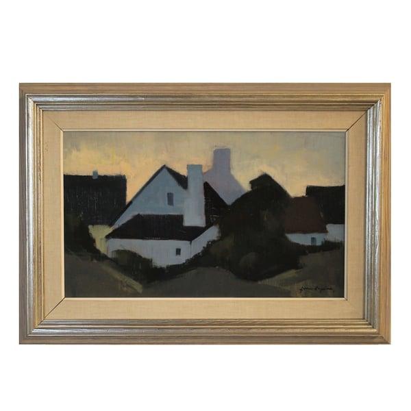 Image of Mid Century, 'Swedish Homestead' Arne Aspelin (1911–1990)