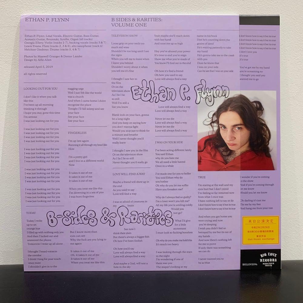 "Image of ETHAN P FLYNN ""B-SIDES & RARITIES"" LP"