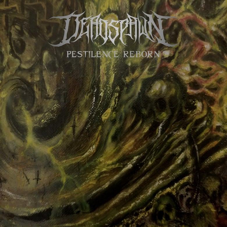 Image of Deadspawn - Pestilence Reborn CD