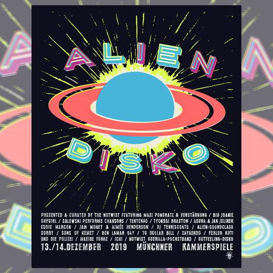 Image of ALIEN DISKO FESTIVAL 2019