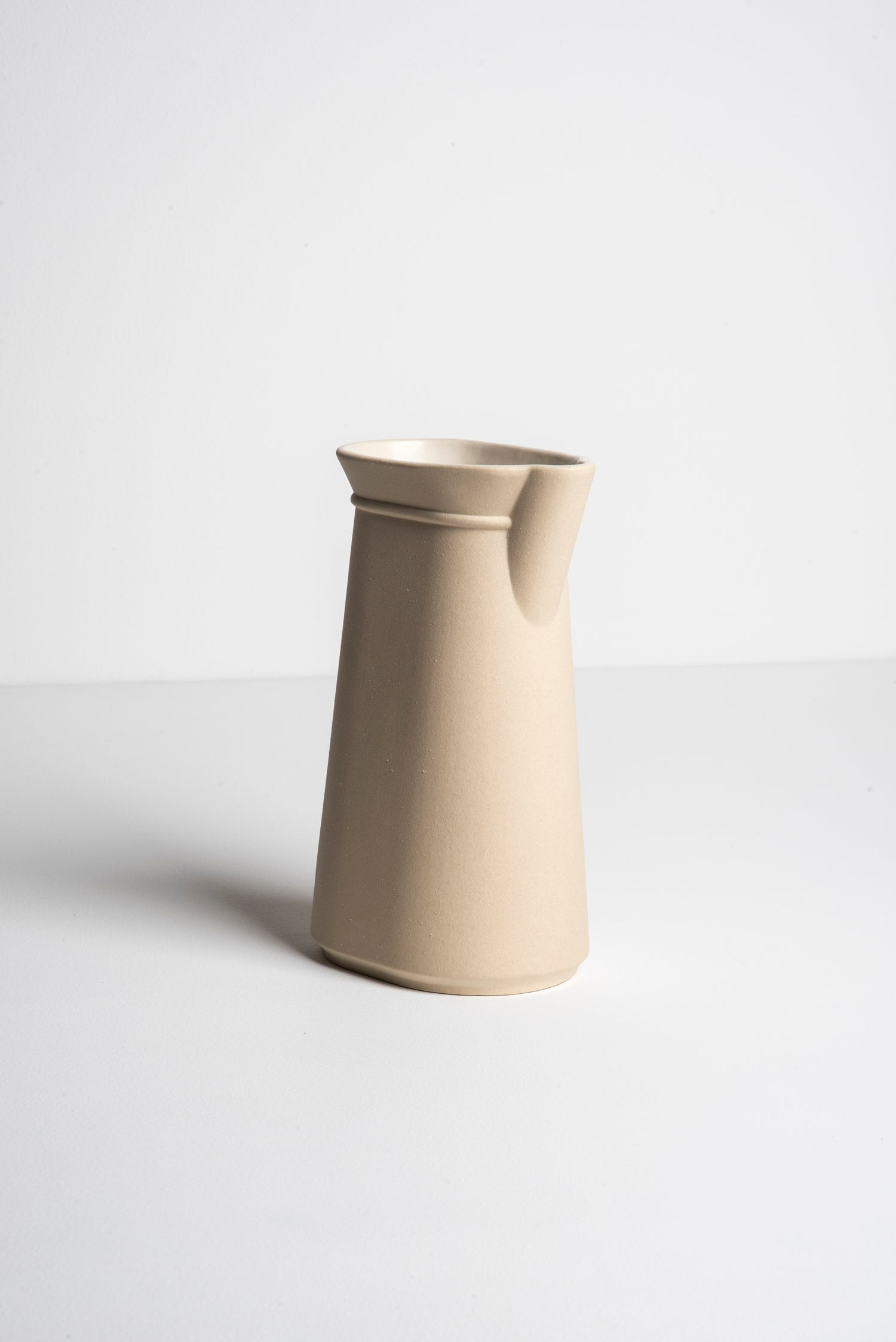 Image of Raw Pitcher