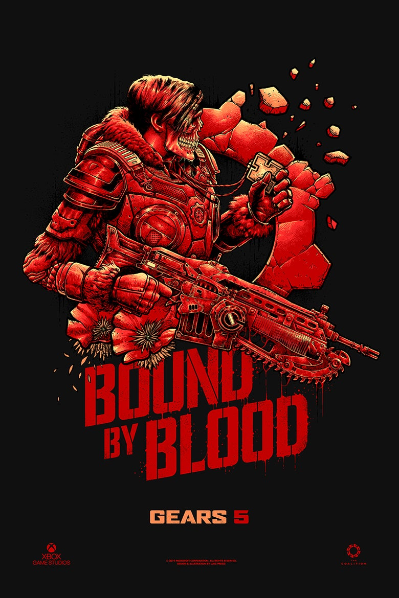 Image of GEARS 5 - BOUND BY BLOOD