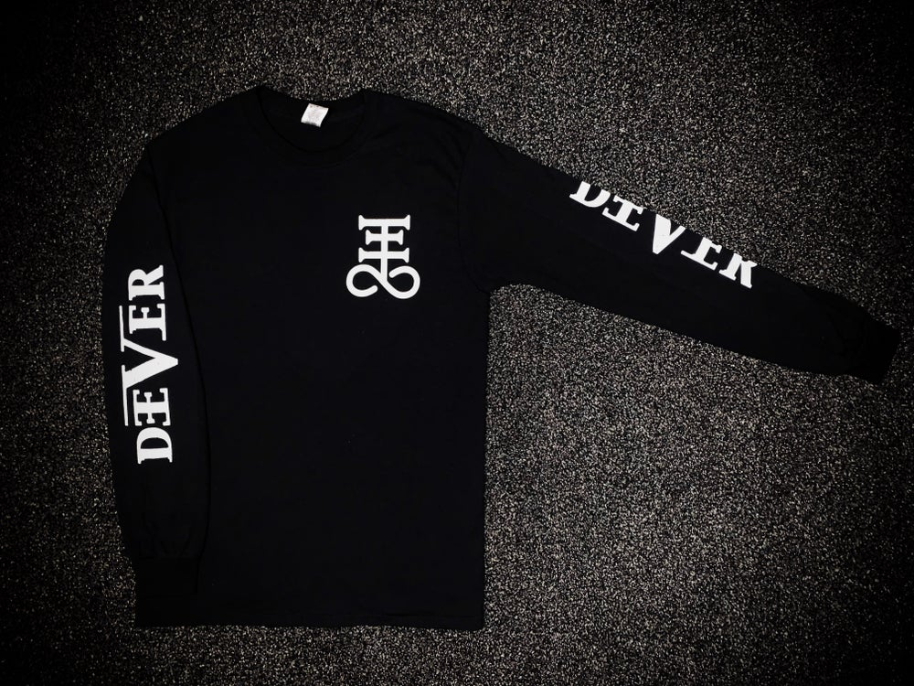 Image of Deviathan Cross Long Sleeve
