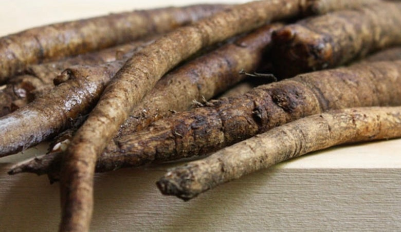 Image of Raw Burdock Root (Organic) $11.00 Per (1) Large Root.