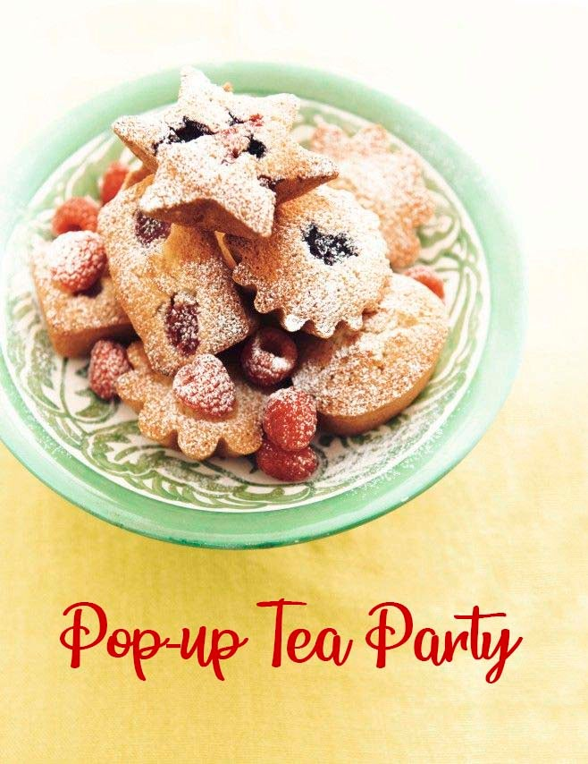 Image of Pop-up Tea Party