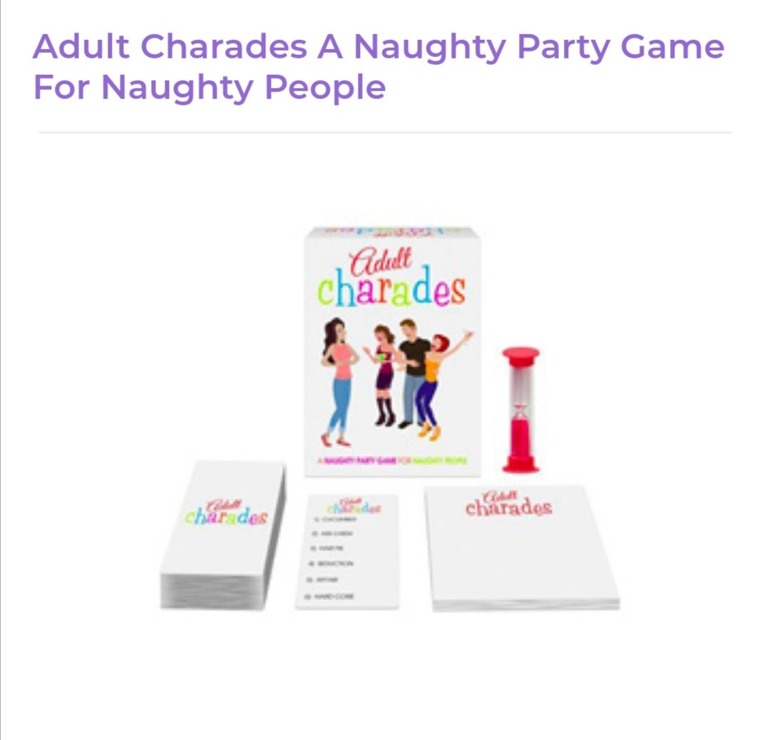 Image of Adult Charades