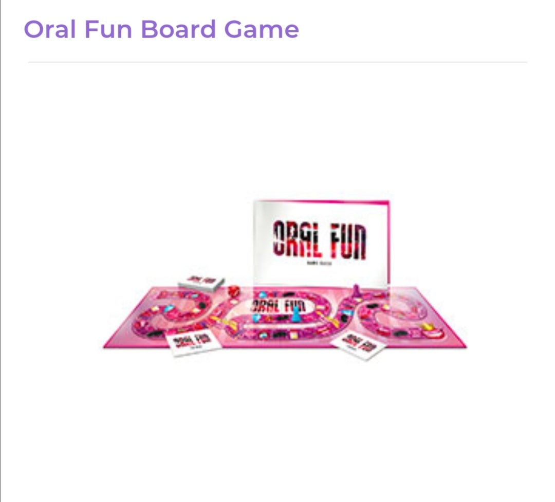 Image of Oral Board Game