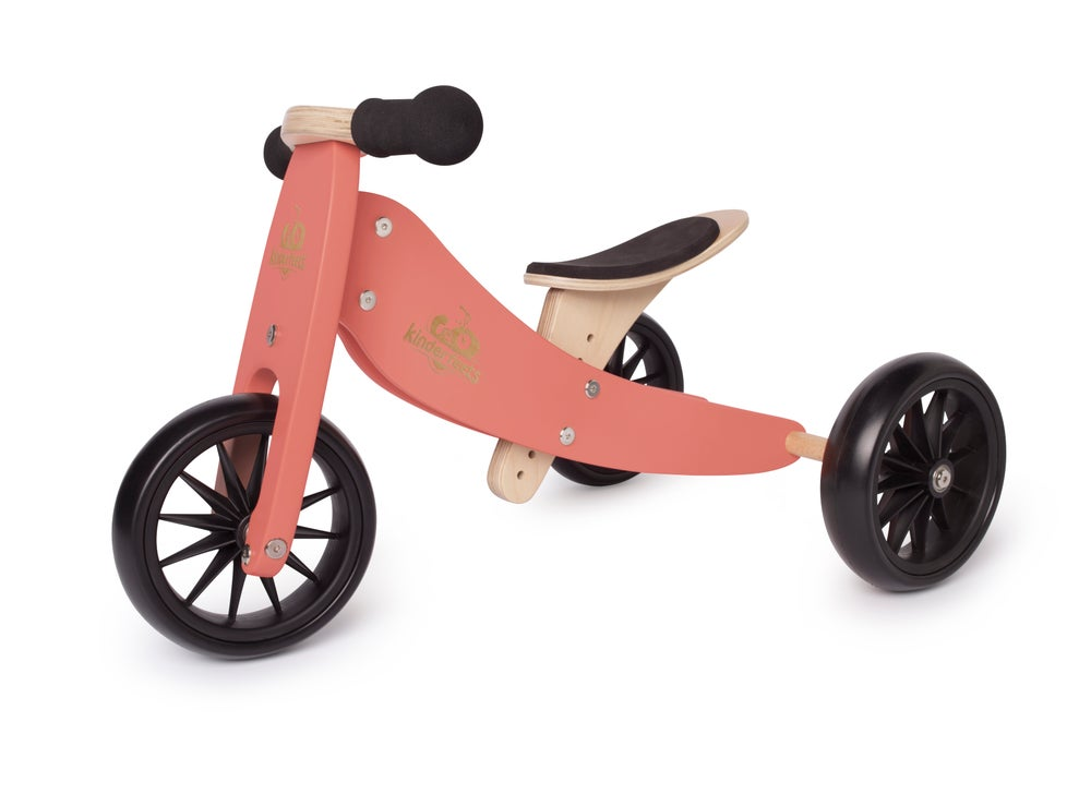 Image of NEW! Coral Tiny Tot 2-1 tricycle/balance bike!