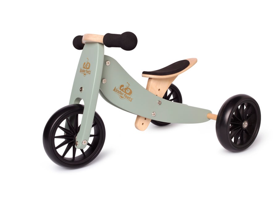 Image of NEW! Sage Tiny Tot 2-1 tricycle/balance bike!