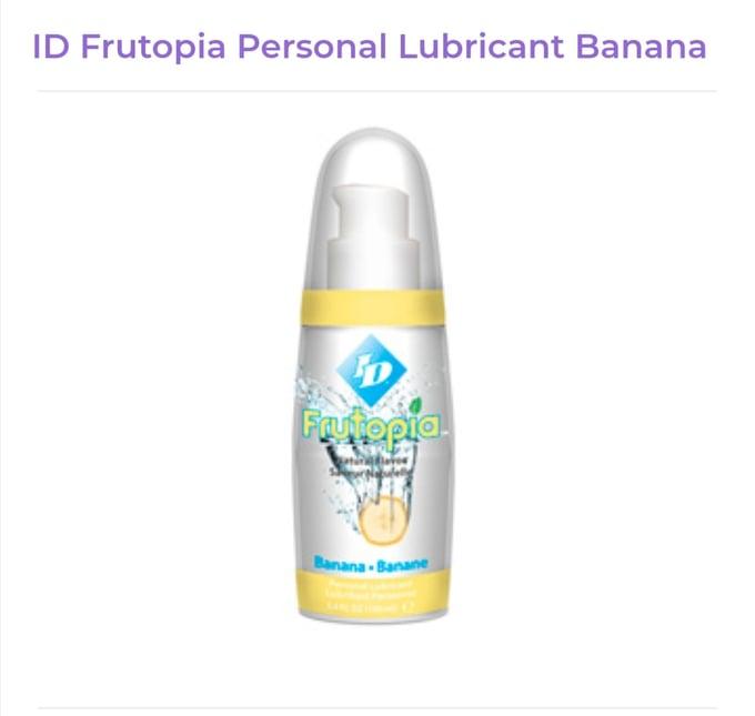 Image of ID Frutopia Lubricants