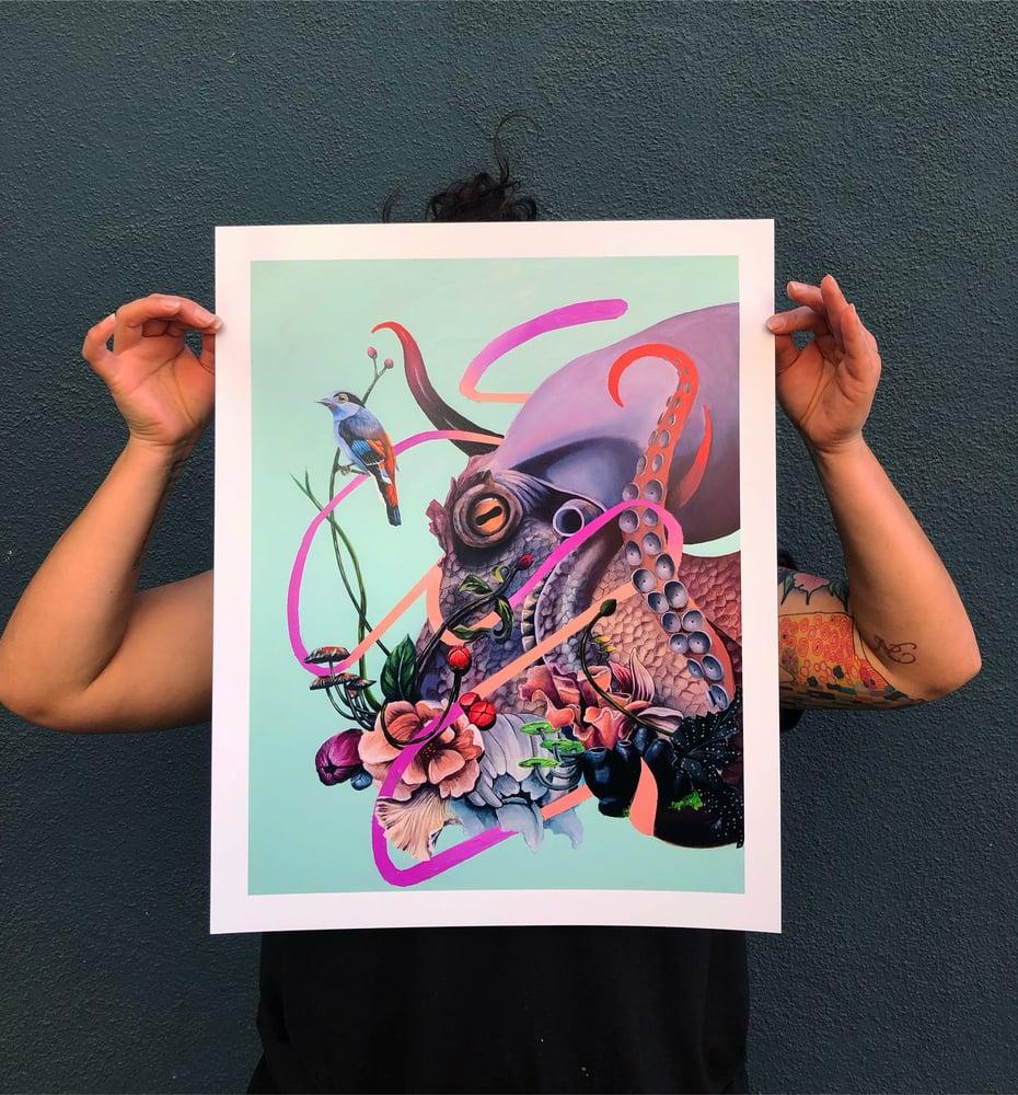 Image of Amistad Giclee print
