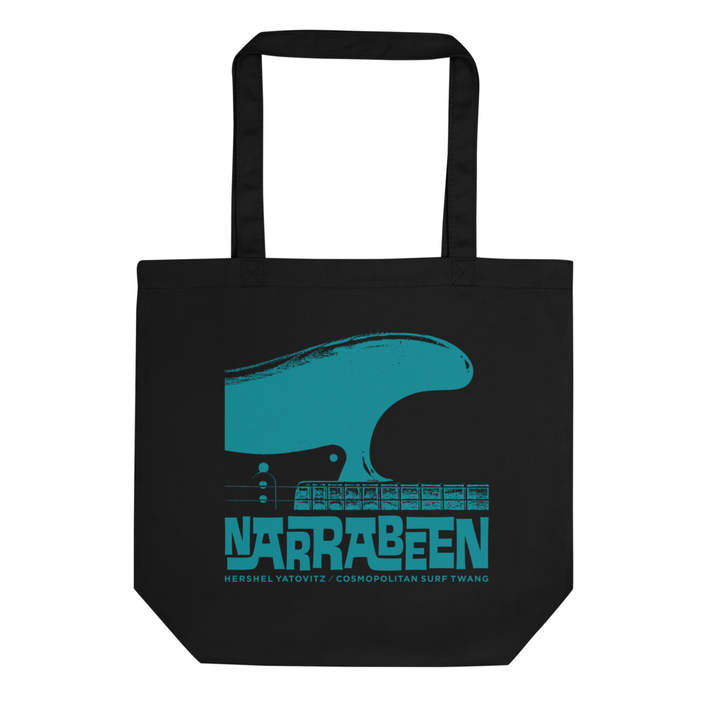 Image of NARRABEEN TOTE / BLACK