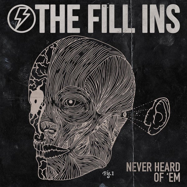 Image of The Fill Ins - Never Heard of 'Em Limited Edition Random Color Vinyl