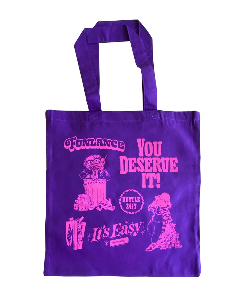 Image of Funlance 2019 Tote Bag