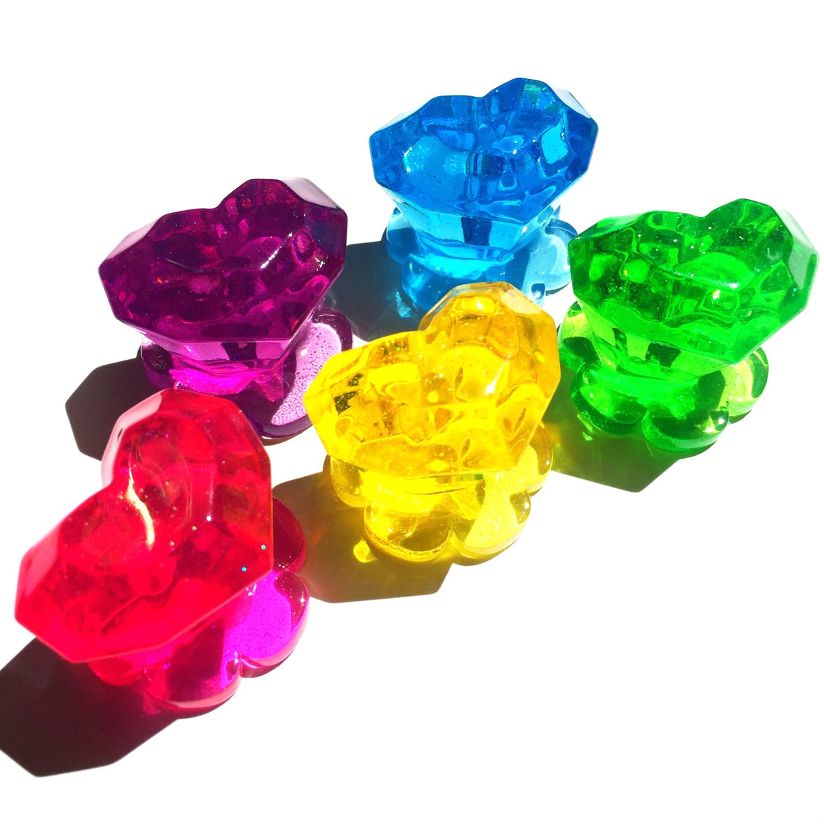 Image of Heart Pop Candy Ring