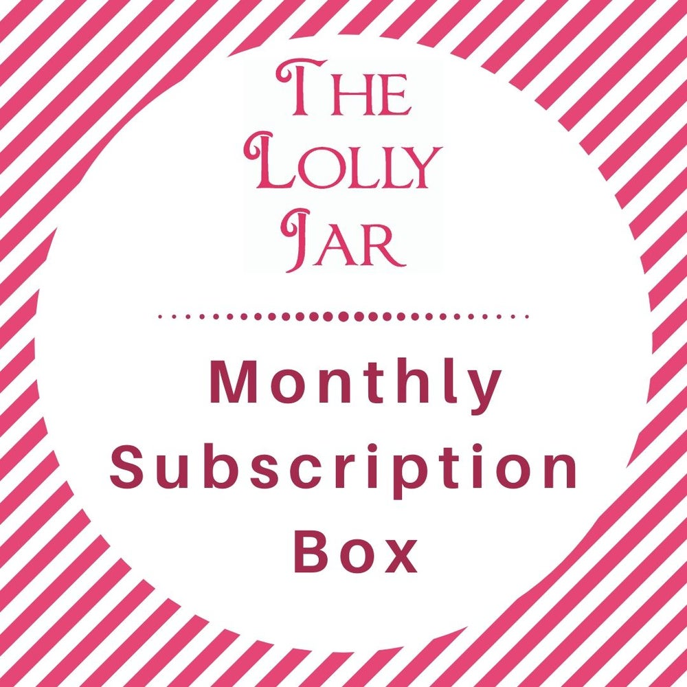 Image of The Lolly Jar Subscription Box