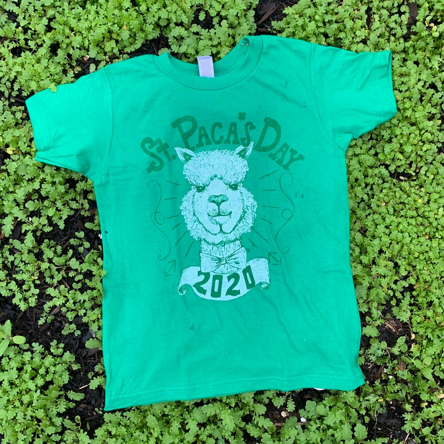 Image of Youth St Pacas Day Tee
