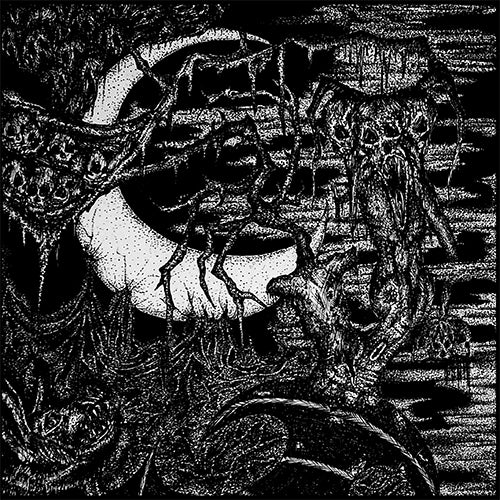 "Image of Rattenkönig / Wewelssburg - Split 7"" EP (PRE ORDER)"