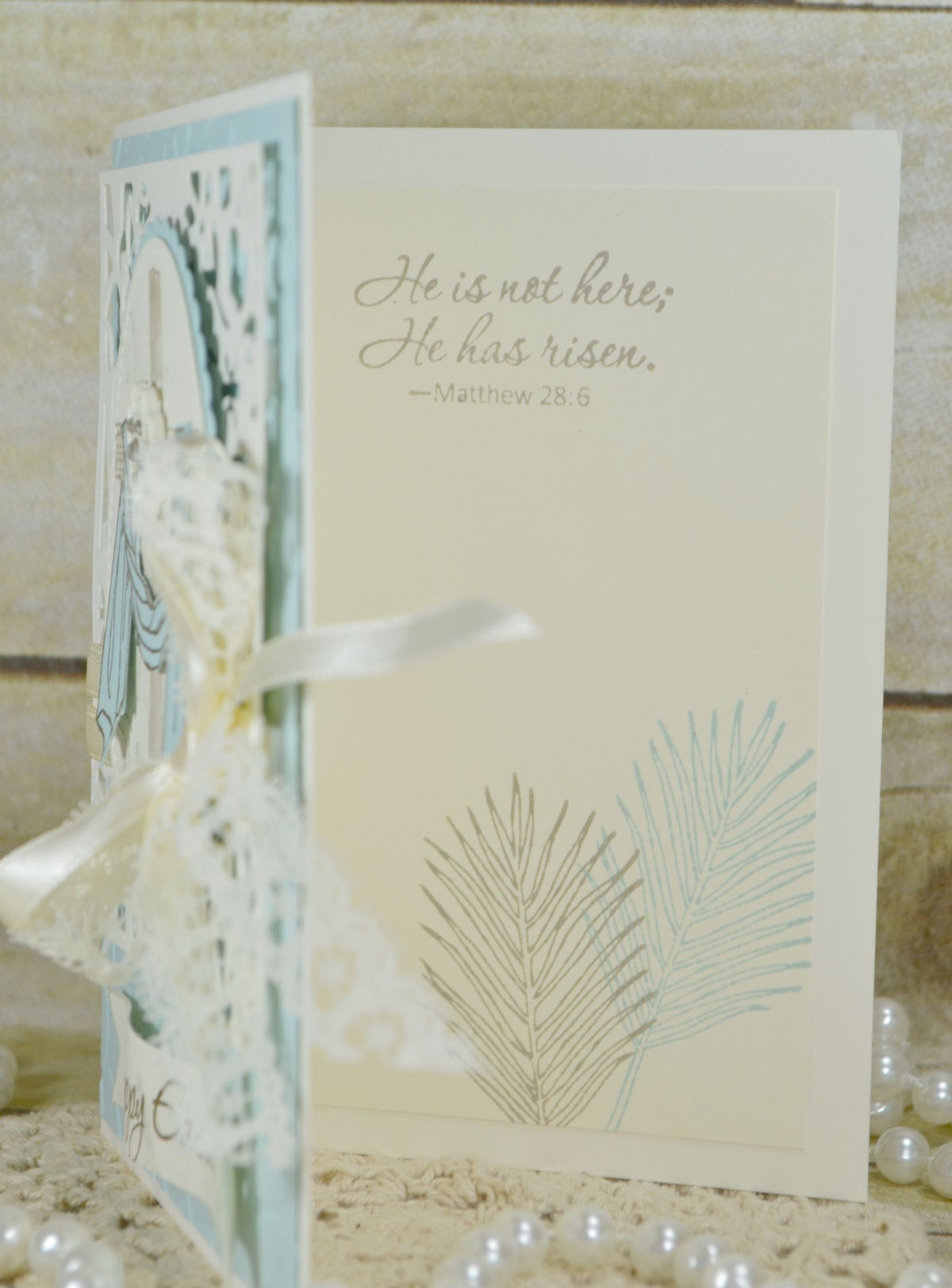 Image of Easter Card and Bookmark