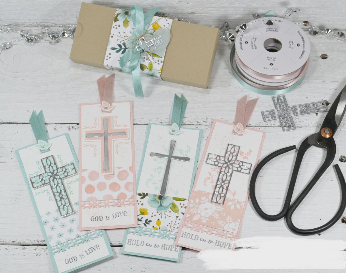 Image of Hope and Prayer Bookmark Set