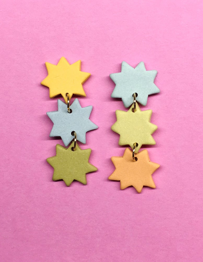 Image of Star Dangles