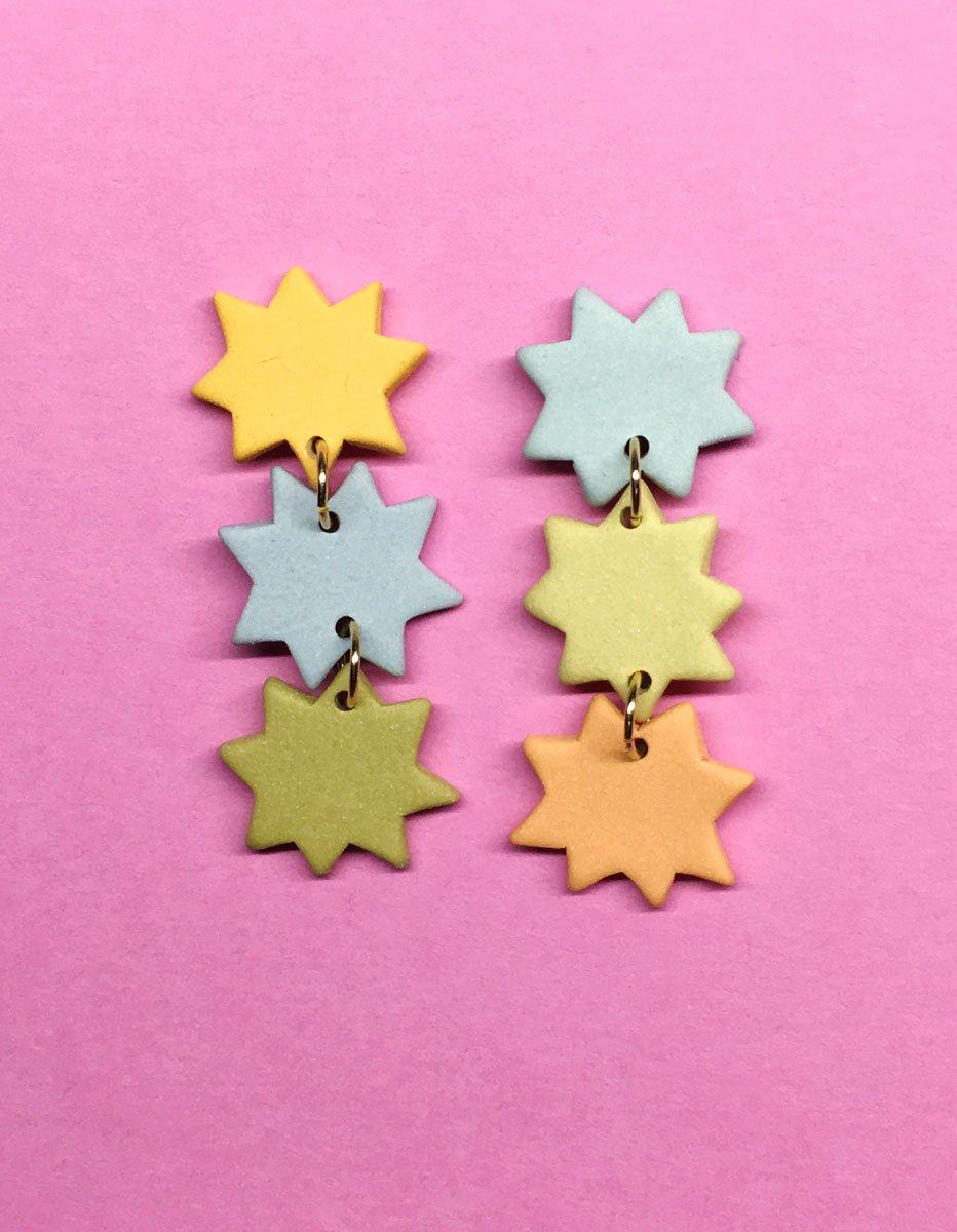 Image of Star Dangles