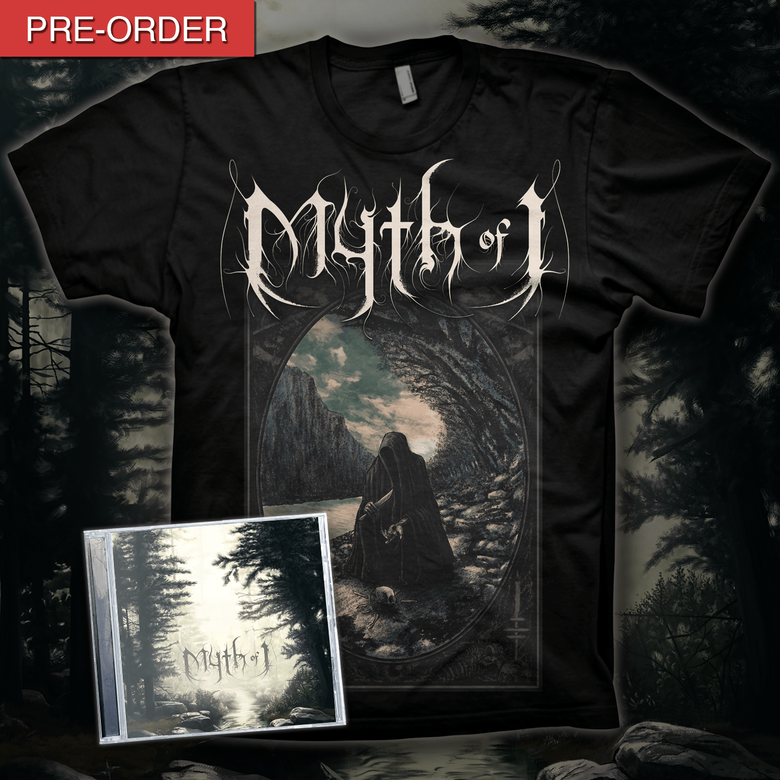 Image of MYTH OF I - Myth of I - CD Bundle