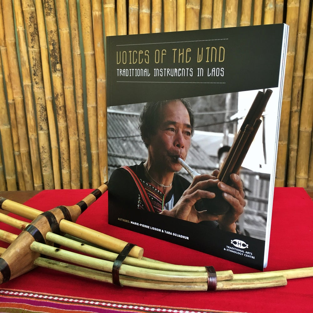 """Image of """"Voices of the Wind: Traditional Instruments in Laos"""""""