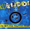 WEIRDOS - Weird World Volume 2: 1977-1989 LP (Color Vinyl)