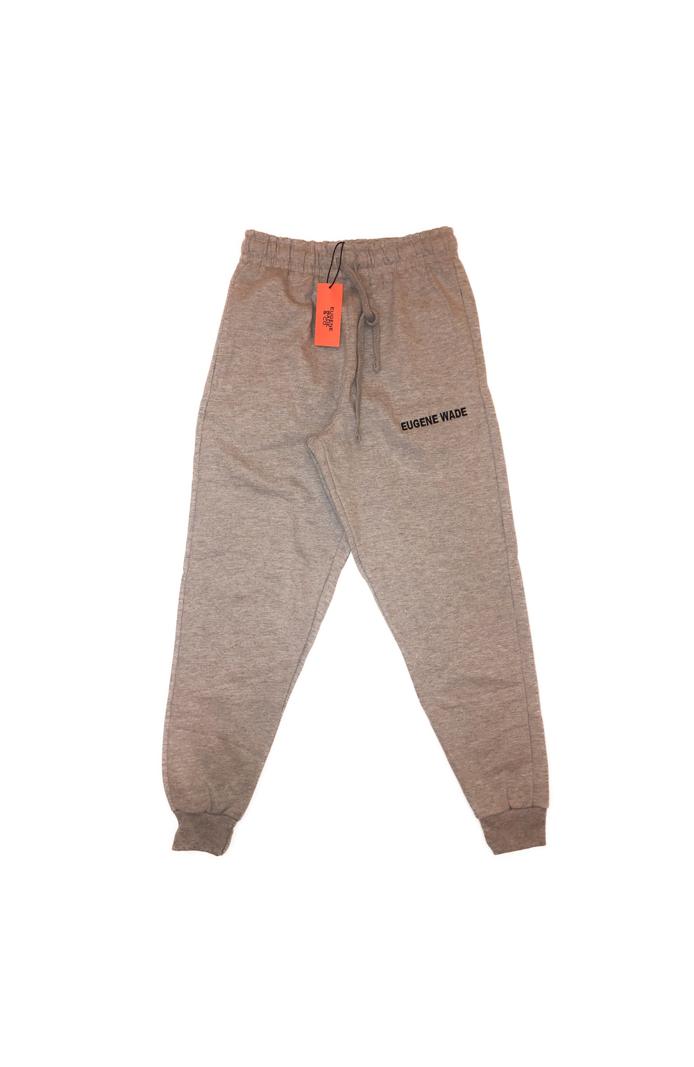 COTTON JOGGERS (Grey)