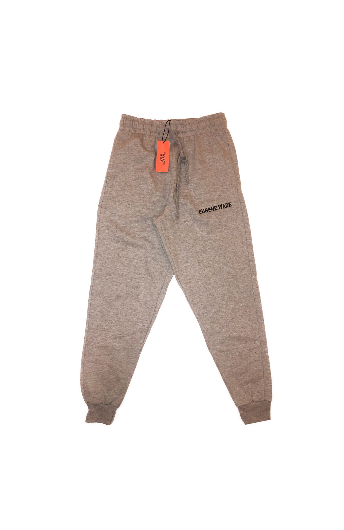 Image of COTTON JOGGERS (Grey)