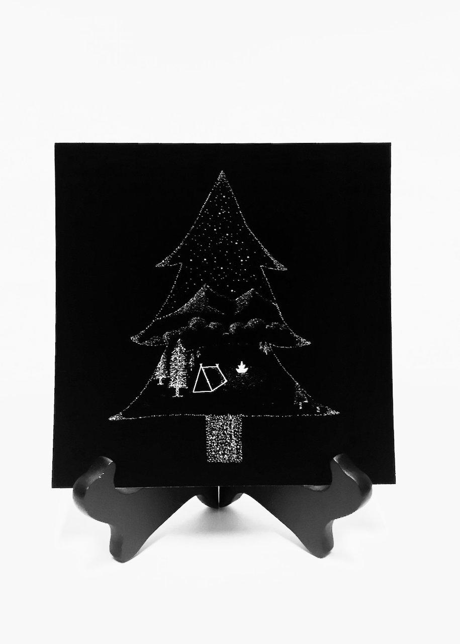 Image of Snow Ball Pine Tree