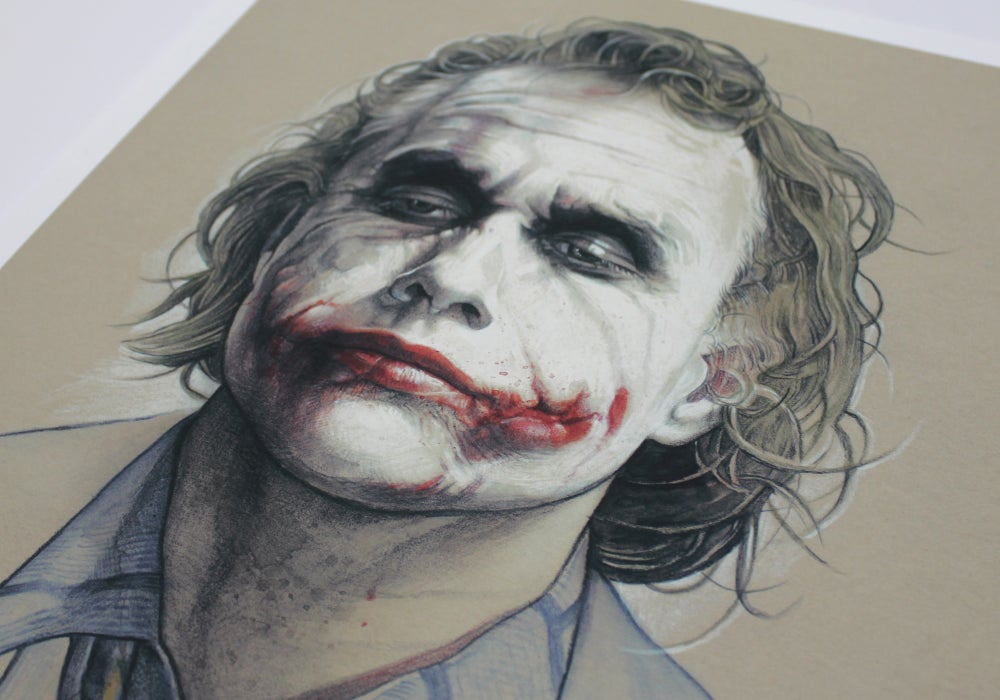 Image of Joker Ledger