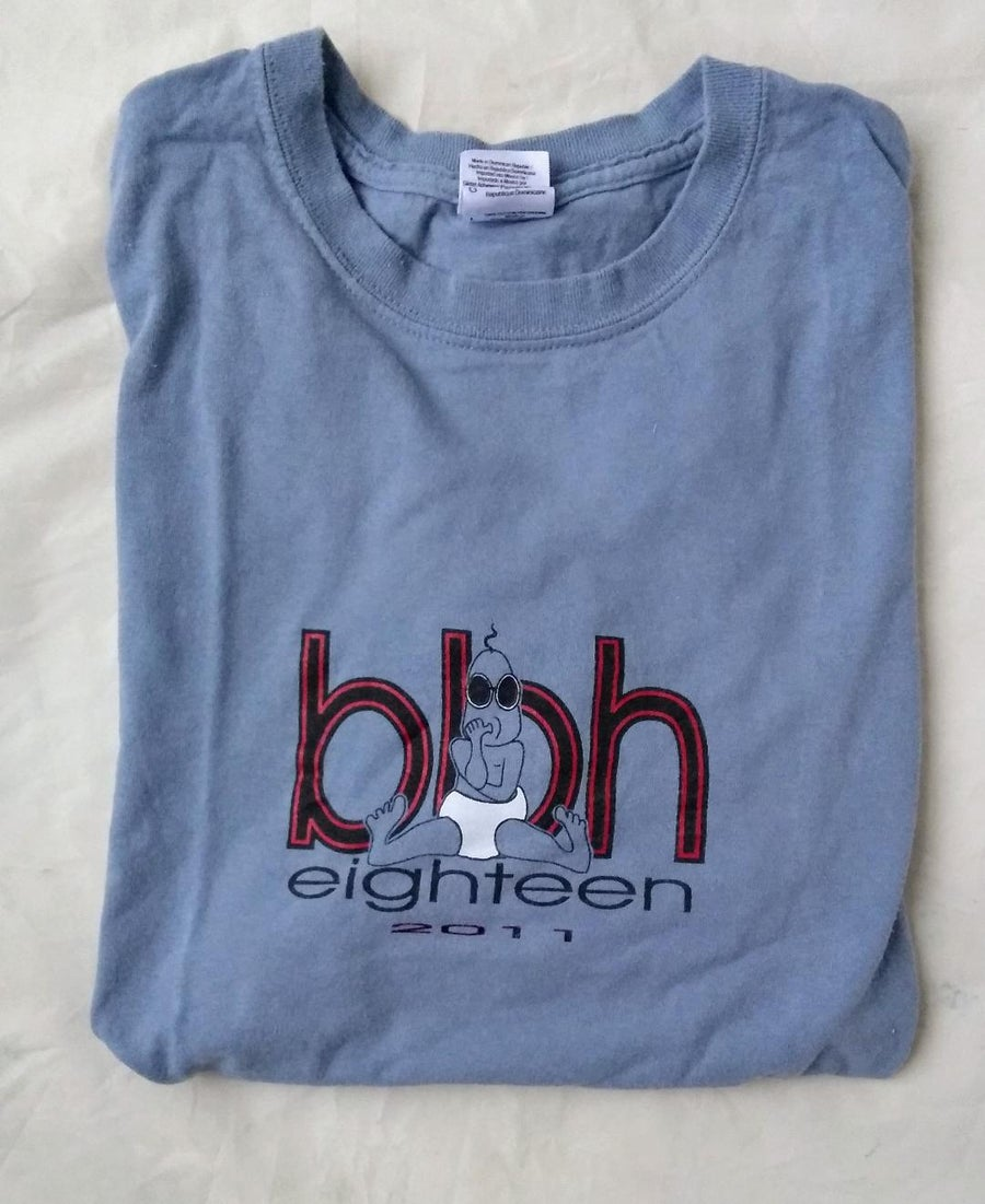 Image of Blind Baby's 18 T-shirt