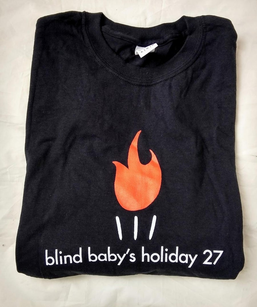 Image of Blind Baby's 27 T-shirt