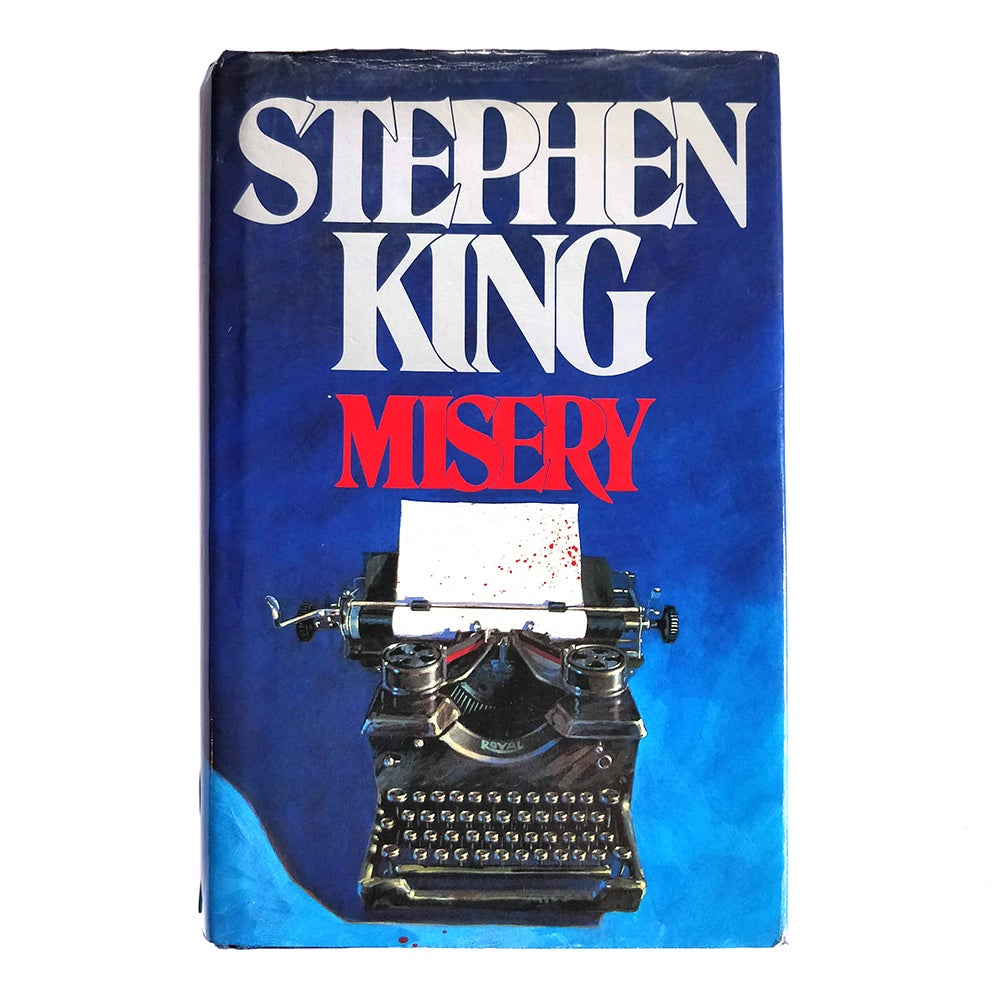Stephen King - Misery - First Edition
