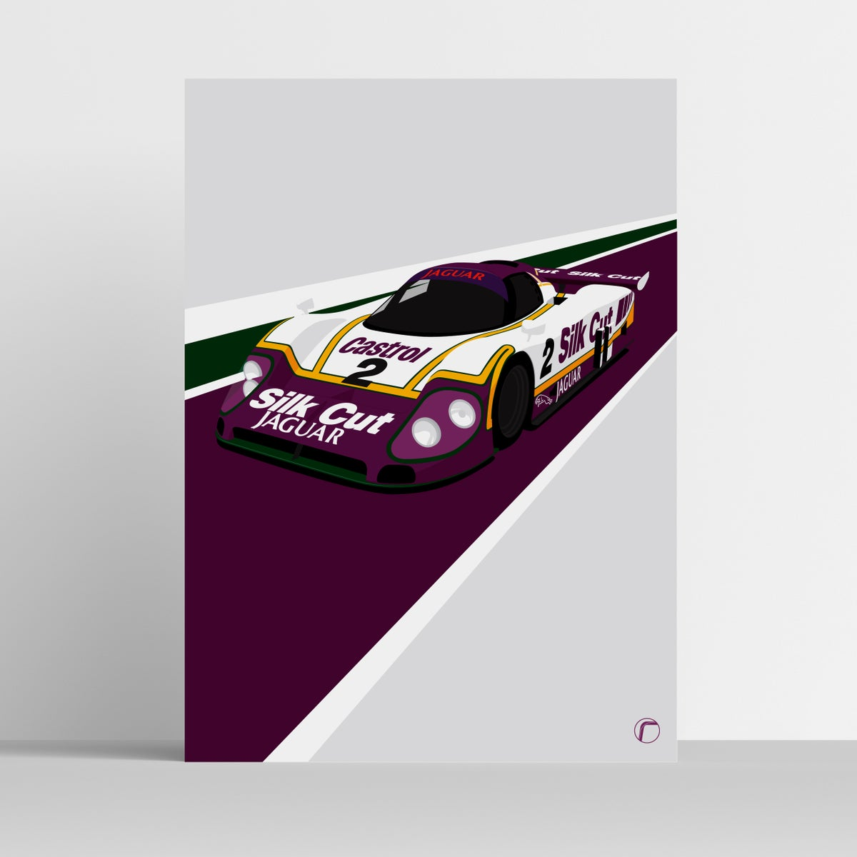 Image of Jaguar XJR-9 | Le Mans 1988