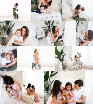Image of $100 (deposit only) Mommy and Me Mini Sessions-$295 early booking rate ($325 after 1/25)