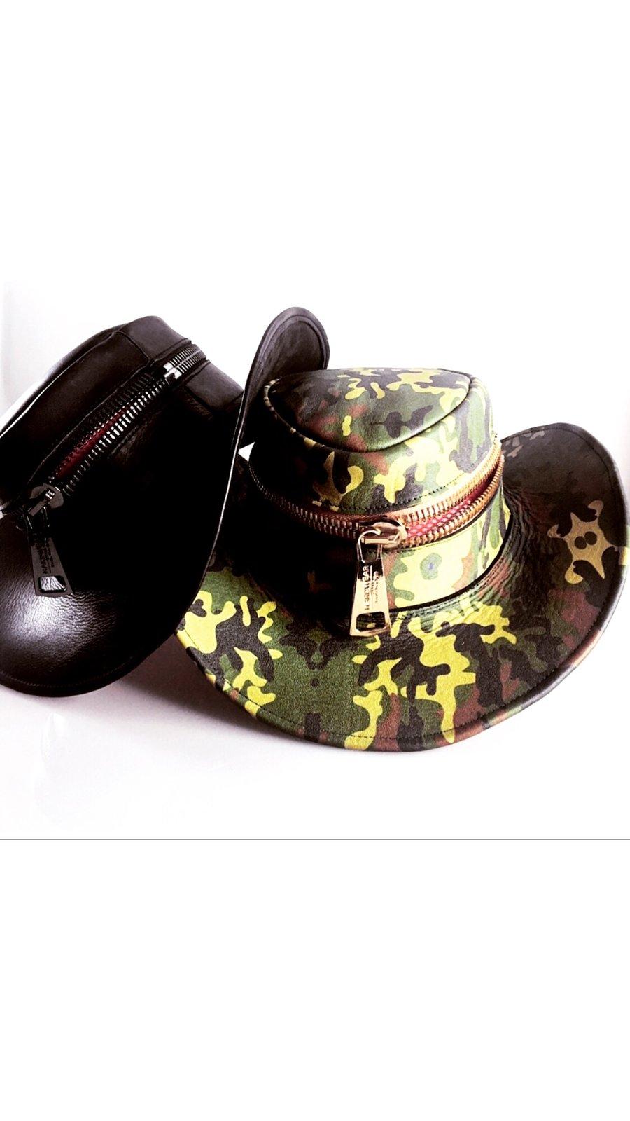 "Image of Zip Hard ""Liberty"" Rodeo Hat"