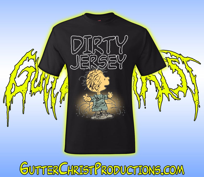 Image of DIRTY JERSEY T SHIRT (PREORDER SHIPS FEB 22ND)