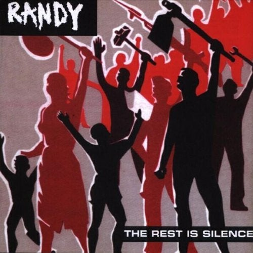 "Image of LADV137 - RANDY ""the rest is silence"" LP REISSUE"