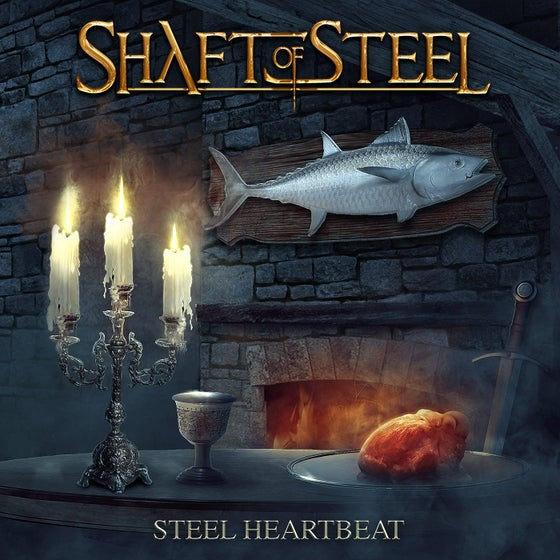 Image of Steel Heartbeat - CD