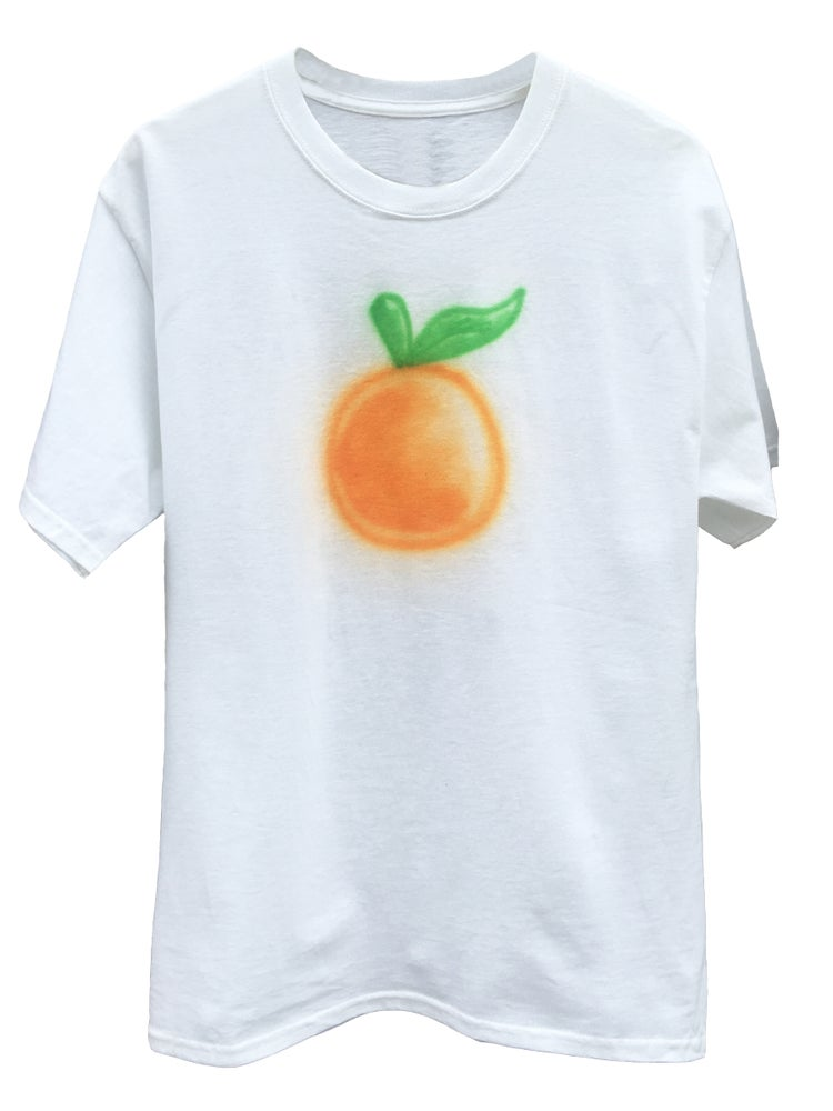 Image of Orange Tee
