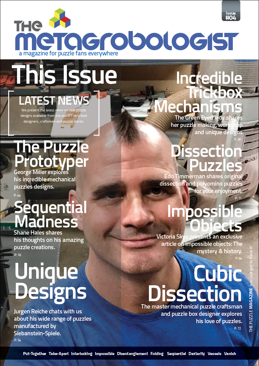 Image of TheMetagrobologist Magazine: Issue 4